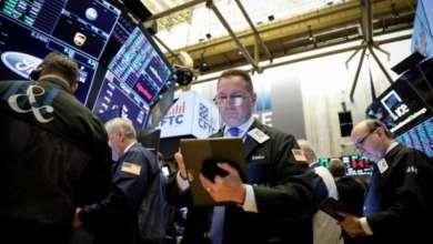 Photo of Wall Street sees red, Chinese coronavirus worried